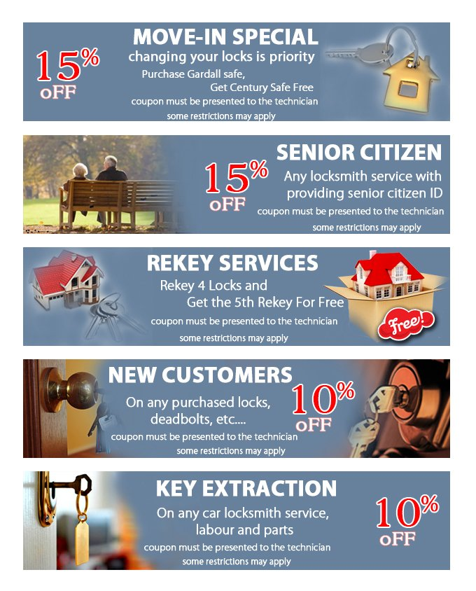 Locksmith Store Montclair, NJ 973-864-3106